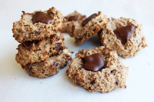 4 Ingredient Breakfast Cookies