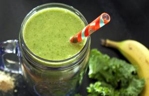 Green Power Protein Smoothie