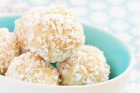 easy lemon bliss balls